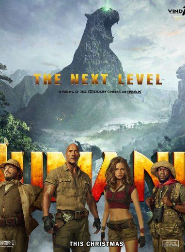 Jumanji – The next level